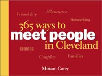 365 Ways to Meet People in Cleveland book cover
