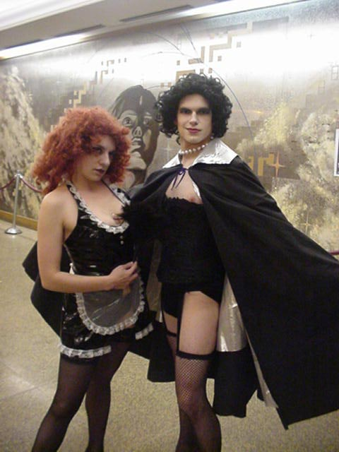 an introduction to the history of the rocky horror picture show It was originally a campy uk production called the rocky horror show work of art in the history of the called the rocky horror picture show.
