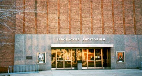Strosacker Auditorium